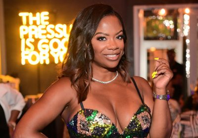 Kandi Burruss Praises Whoopi Goldberg For Coming To Her 'Old Lady Gang'