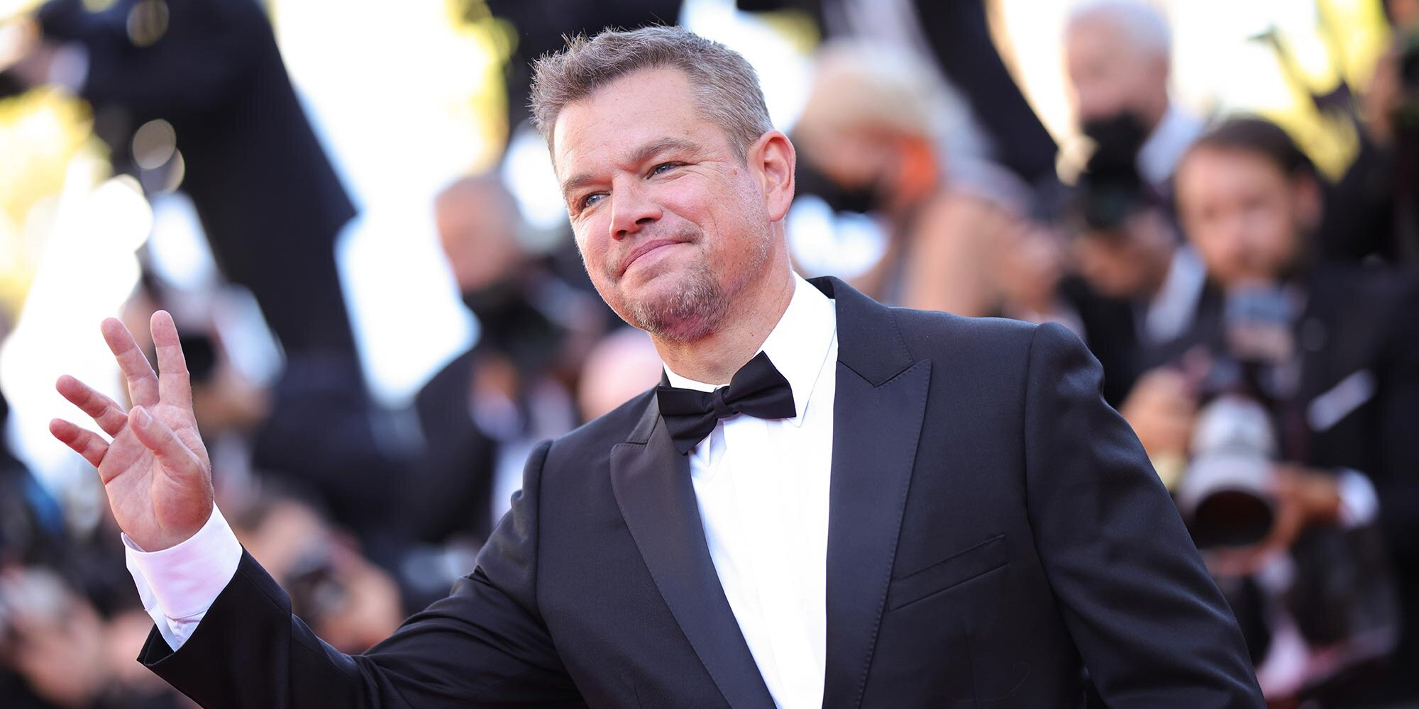 Matt Damon admits he recently stopped using 'f-slur,' thanks to his daughter