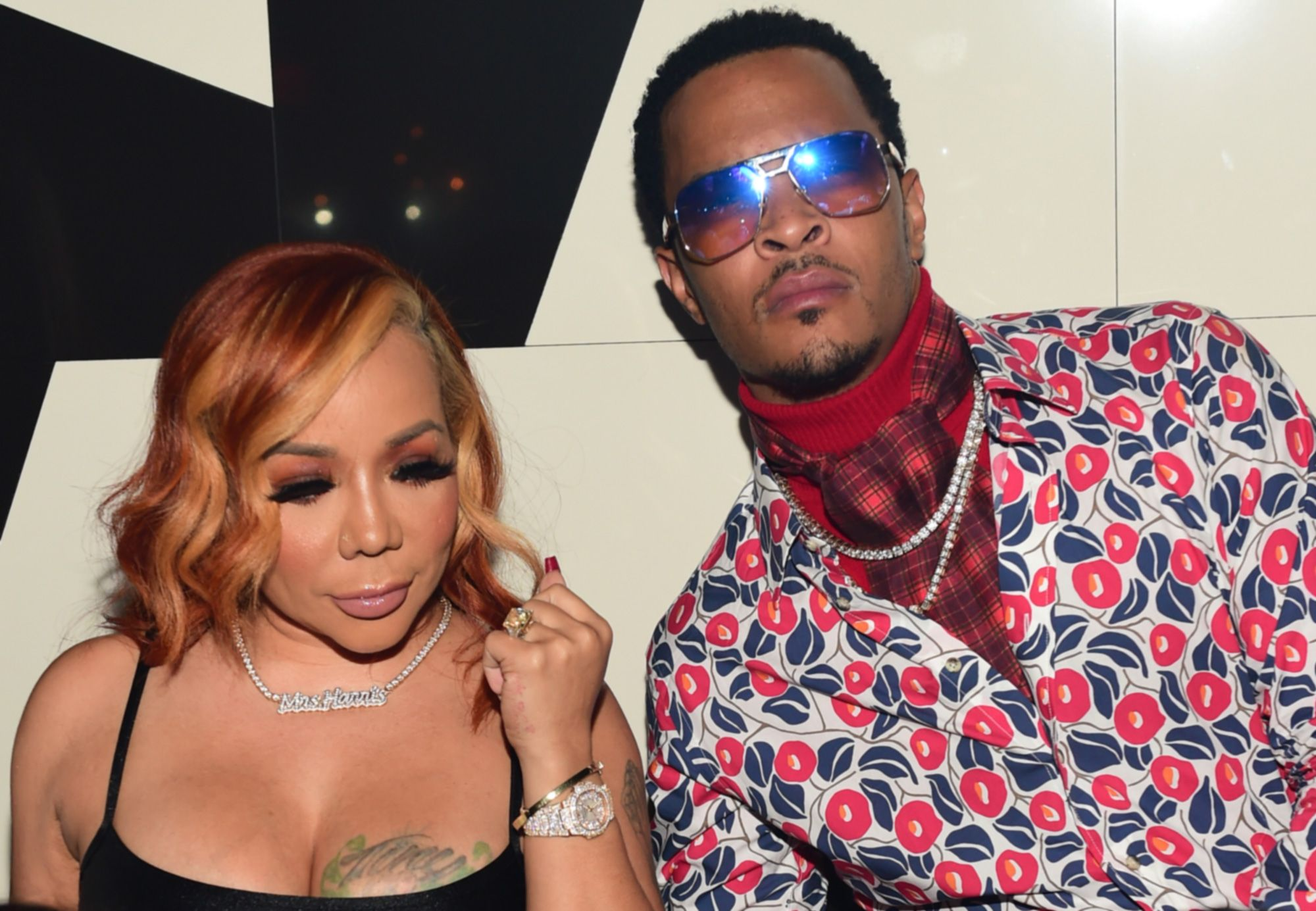 Tiny Harris Publicly Addresses Her Love For T.I. For Their Anniversary
