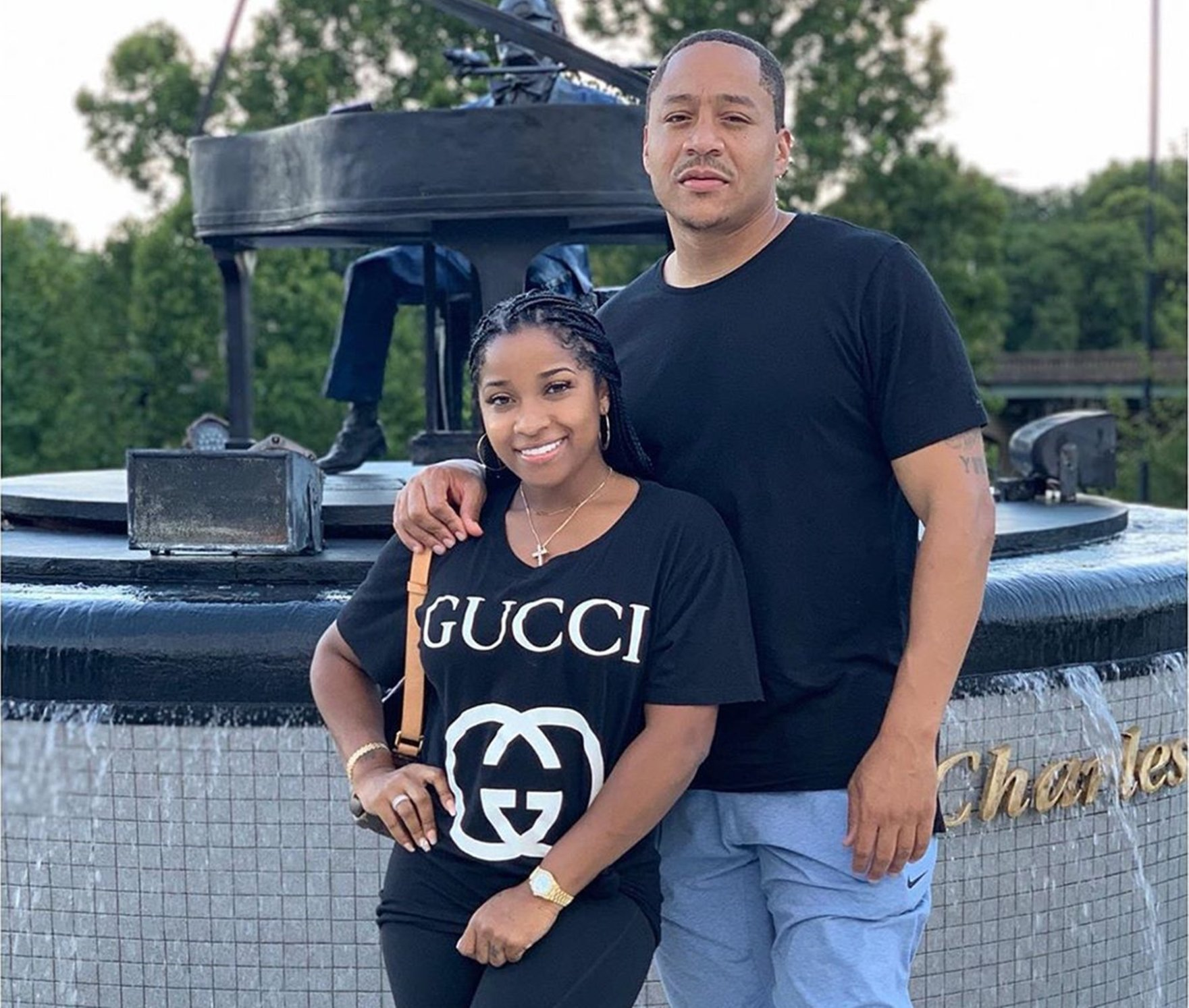 Toya Johnson Shares The Most Romantic Clip Featuring Robert Rushing