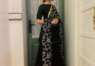 Alia Bhatt is the queen of the colour black: 5 Times the actress incorporated the colour into her ethnic wear