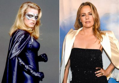Alicia Silverstone revisits body-shaming press while promoting Batman & Robin: 'Justice for Batgirl!'