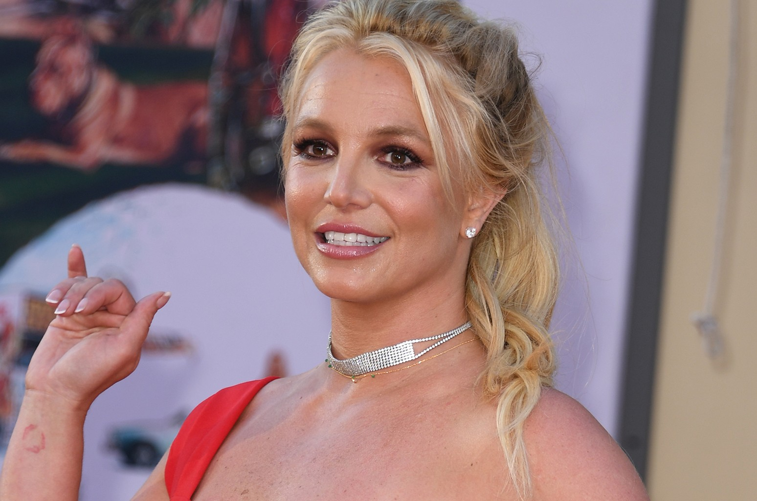 Britney Spears Shows Gratitude To Fans