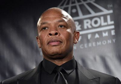 Dr. Dre Gets Legal Documents Related To His Divorce Settlements During Grandmother's Burial