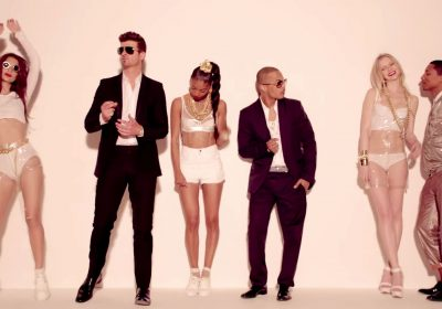 Emily Ratajkowski says Robin Thicke groped her on 'Blurred Lines' video shoot: Report