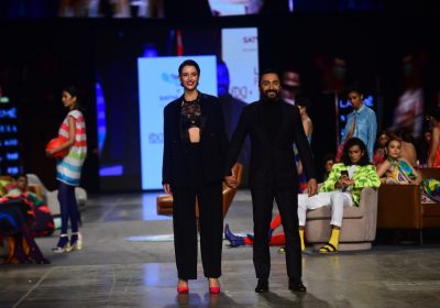FDCI x LFW Day 3: Tripti Dimri & Rahul Bose are showstoppers for Satya Paul by Rajesh Pratap Singh: Yay or Nay