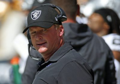 Las Vegas Raiders Head Coach Resigns Following Accusations That He Wrote Racist, Misogynistic, and Anti-Gay Rhetoric Emails Over a 10-Year Span