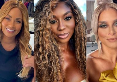 Black Twitter Accuses RHOP's Gizelle Bryant and Robin Dixon of Colorism After Wendy Osefo Was Referred to as 'Aggressive'