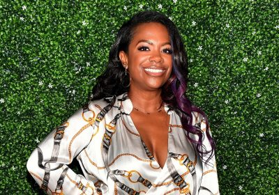 Kandi Burruss Shows Off Her Dance Moves
