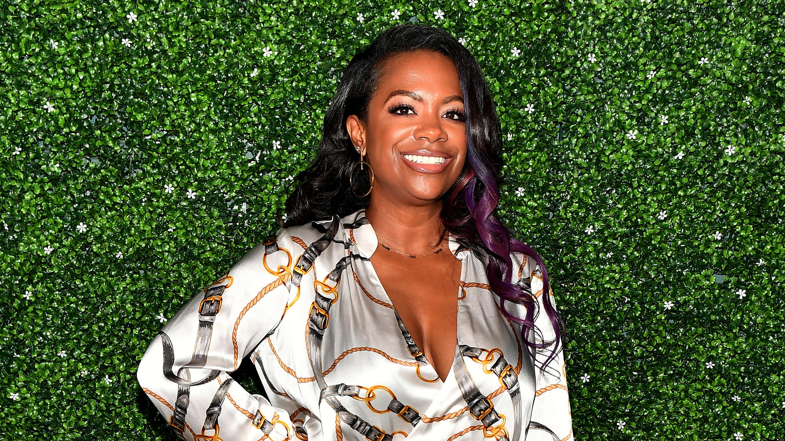 Kandi Burruss Shares An Exciting Post About The Masked Singer