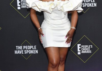 Kandi Burruss Started Her Night In Vegas And Finished It In NYC