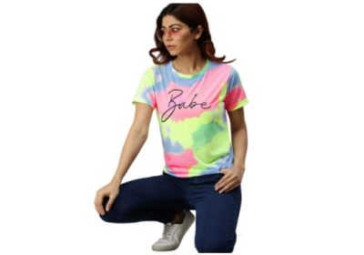 Keep Frolicking in tie dye outfits this season