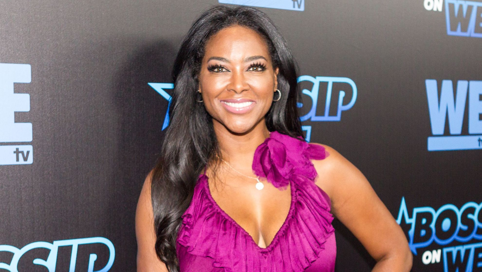 Kenya Moore Shares Gorgeous Photo Featuring Brooklyn Daly
