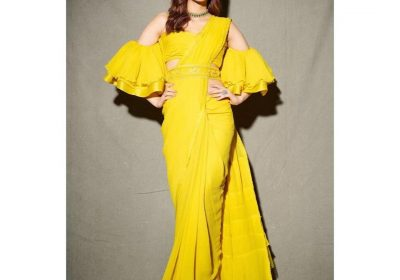 Kriti Sanon can rock every type of saree and here is the evidence