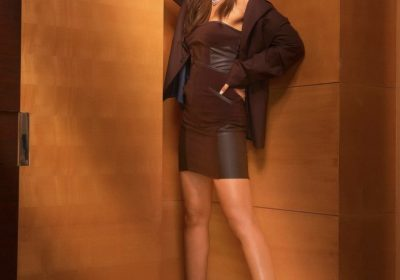 Kriti Sanon is a beauty in brown in Polite Society's blazer and Deme Love's co ords; Yay or Nay?