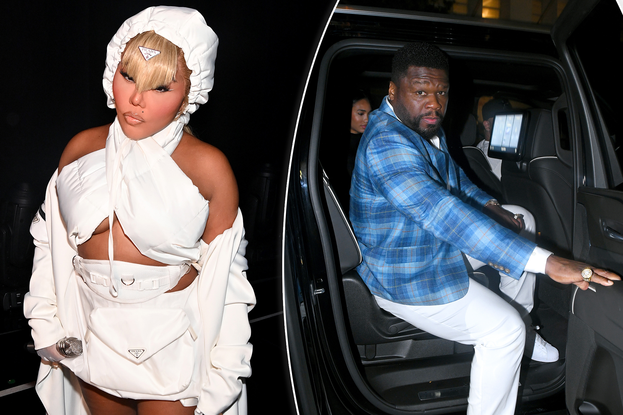 Lil Kim Claps Back At 50 Cent After He Compares Her To A Leprechaun