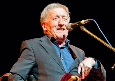 Paddy Moloney, founder of Irish band the Chieftains, dies at 83