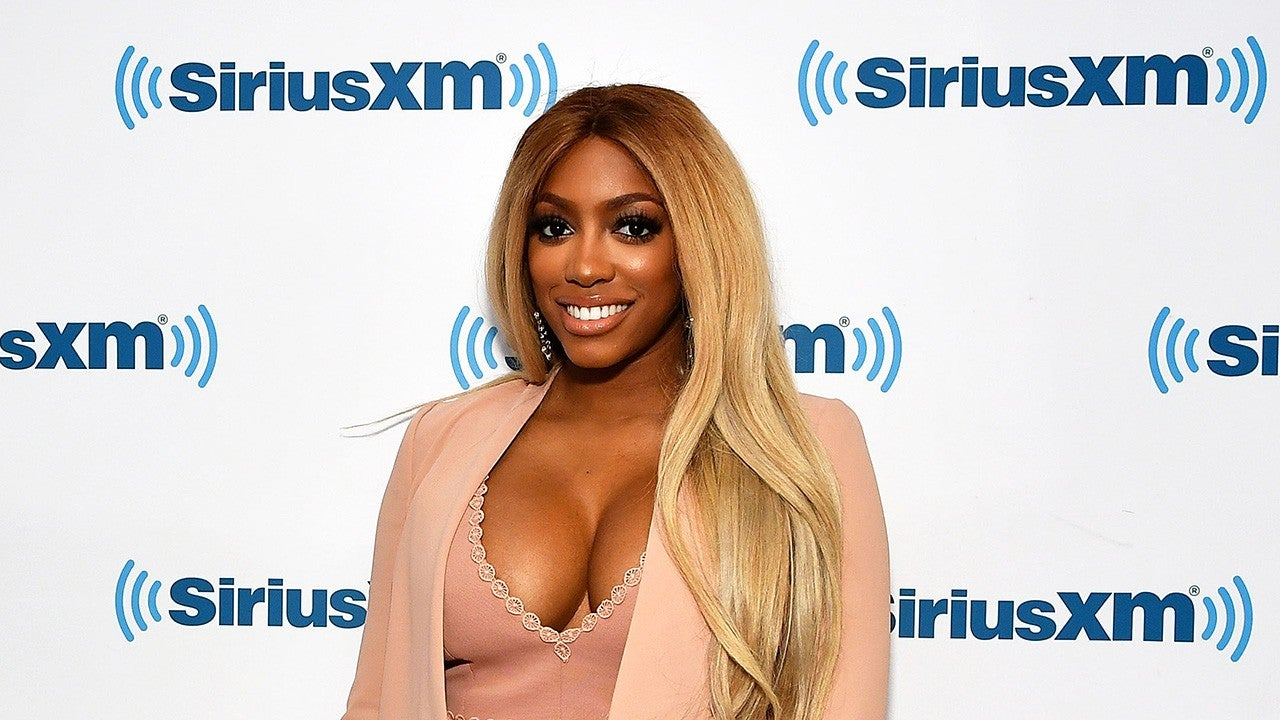 Porsha Williams Has The Best Time In Lagos