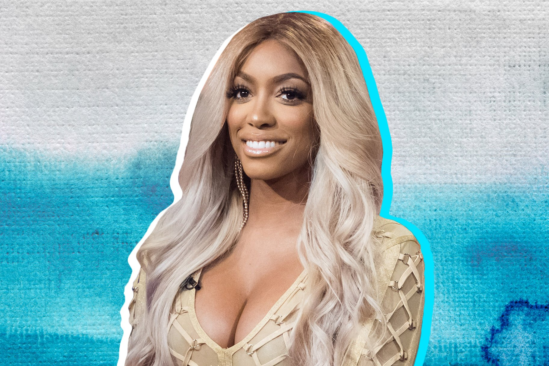 Porsha Williams Introduces Her New Sister To Fans And Followers