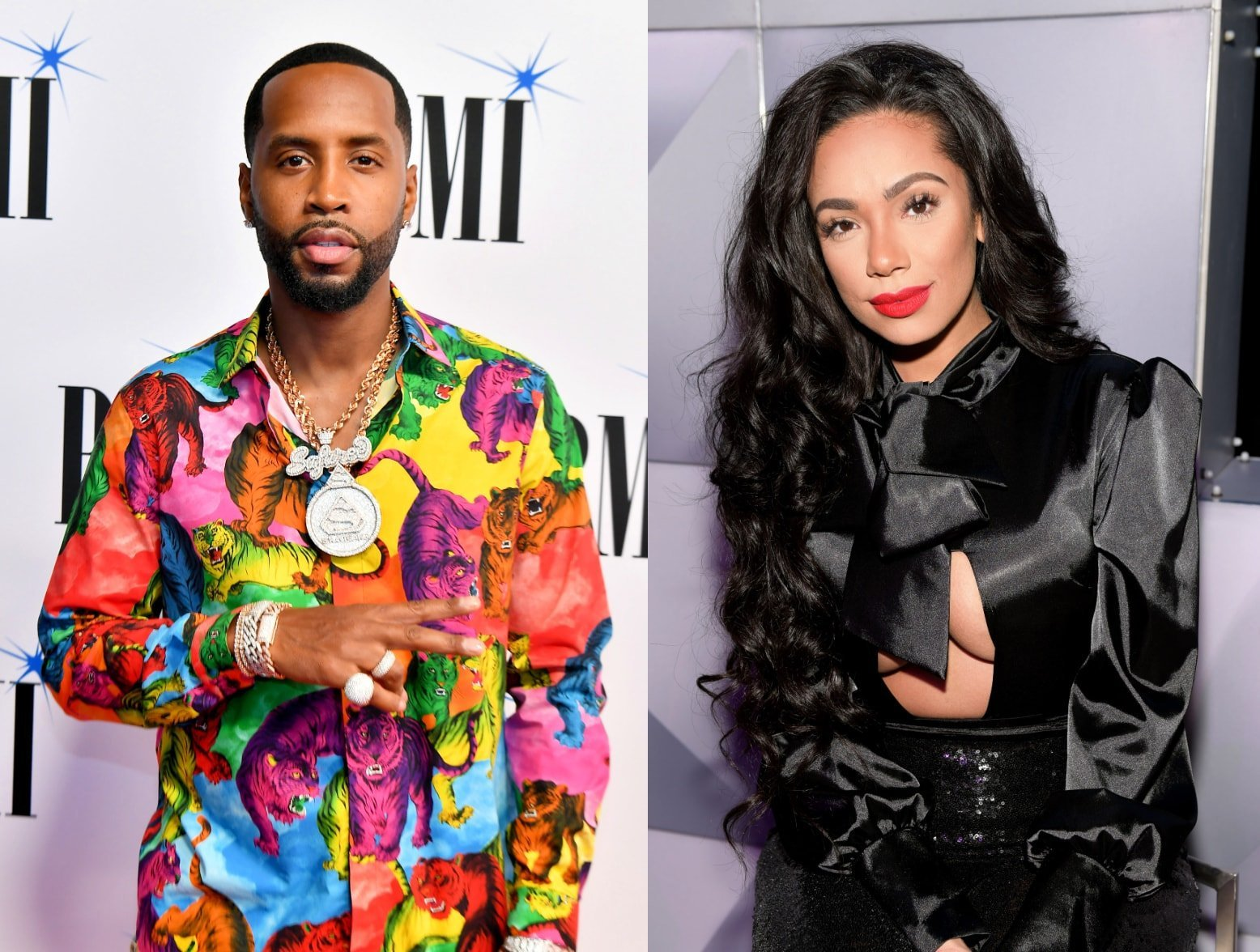 Safaree Shares A Message For Haters