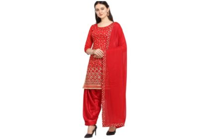 Steal the moonlight in hot red outfits this Karwa Chauth