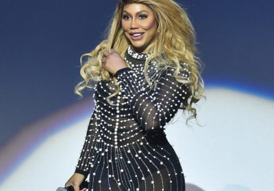 Tamar Braxton Reveals Fans The Reason For Which She Is Grateful