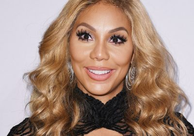 Tamar Braxton's Video Has Fans Excited